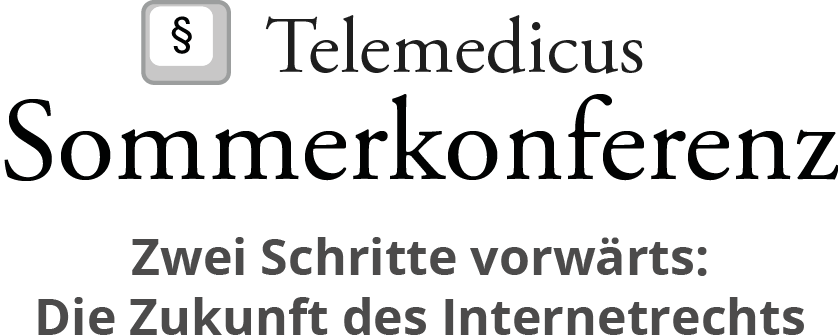 Telemedicus Sommerkonferenz