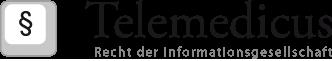 Telemedicus – Recht der Informationsgesellschaft Blog Logo